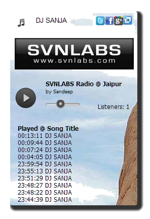 Shoutcast-Icecast-HTML5-Radio-Player-with-Song-History